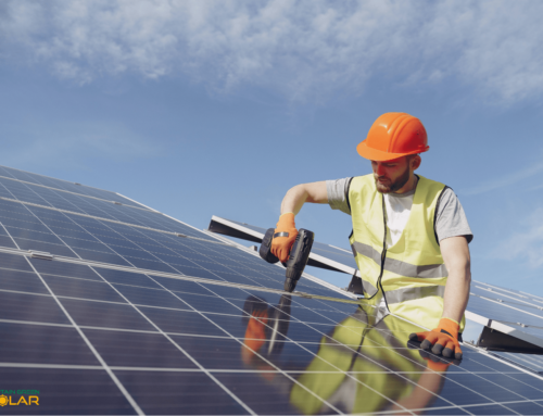 How Are Solar Panels Installed on a Tile Roof?