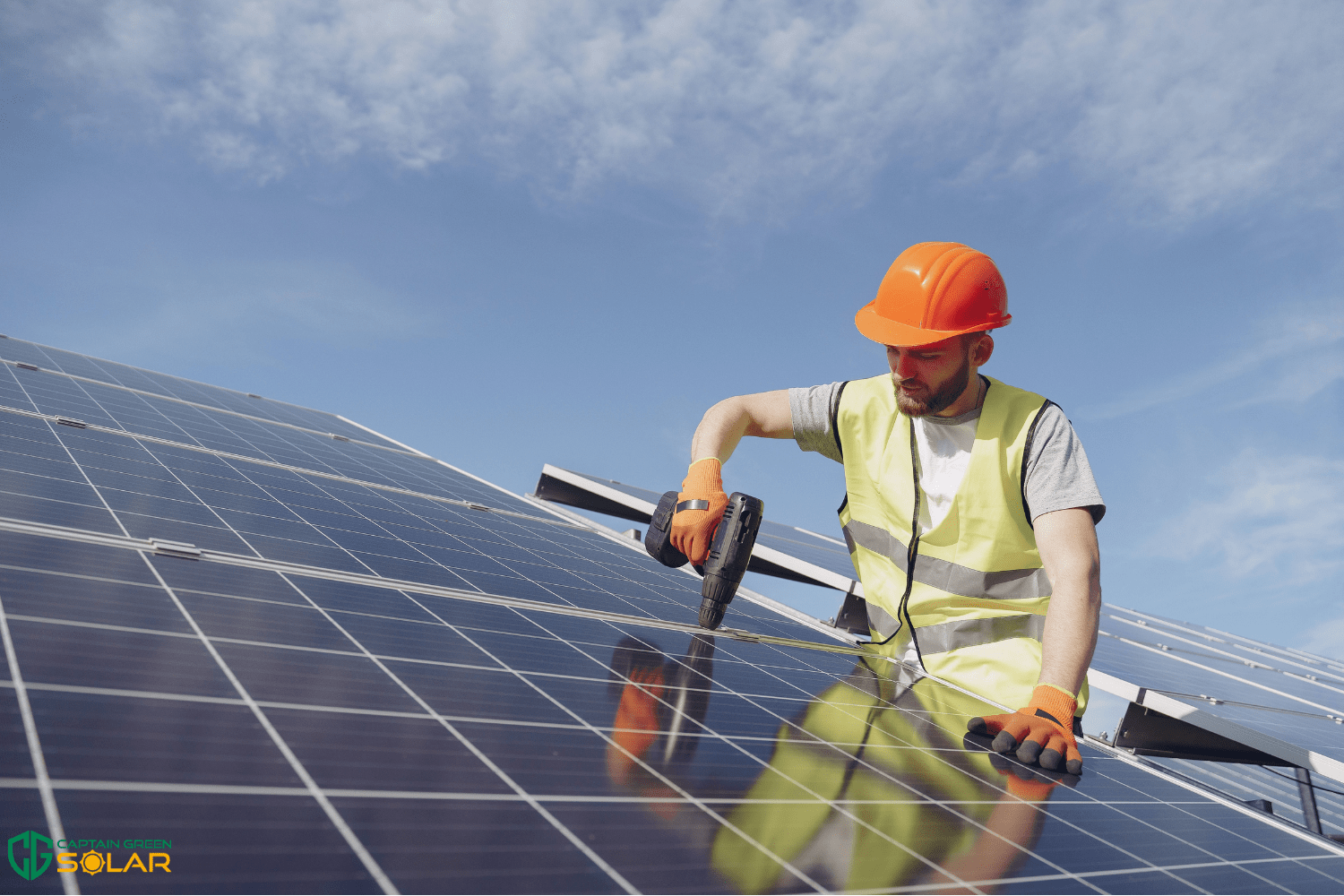 How Are Solar Panels Installed on Tile Roof Cover